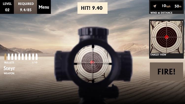 Desert Shooting FPS Simulator
