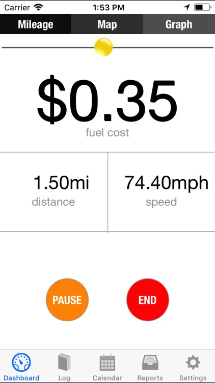 Trip Miles -  Expense Tracker