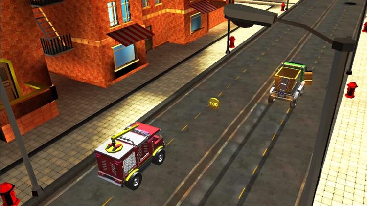 Toy Car Traffic Racing 2018 screenshot-3