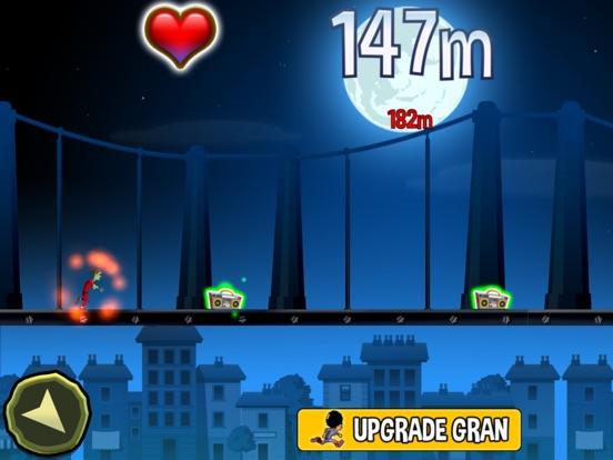 Скачать игру Angry Gran Radioactive Run