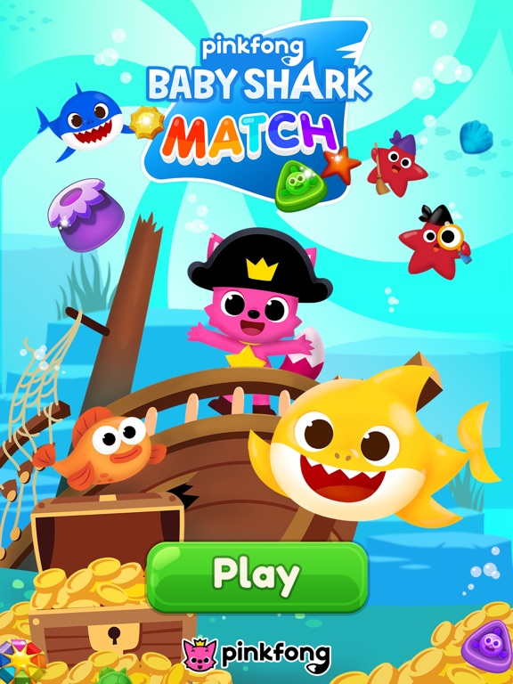 Baby Shark Match: Ocean Jam screenshot 9