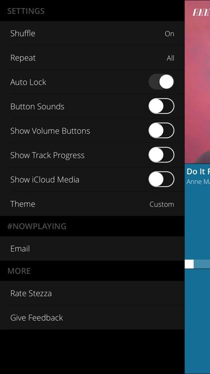 Stezza Music Player screenshot-4