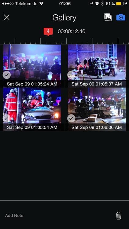 ProDictate Mobile BlackBerry screenshot-3