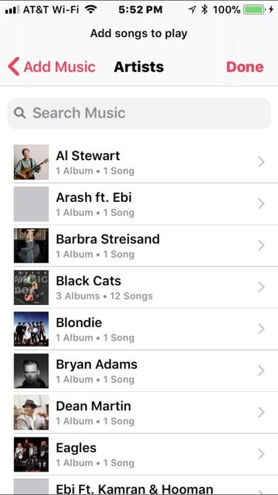 MultiMusic screenshot 6