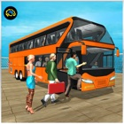 Passenger Bus Driving Craze icon