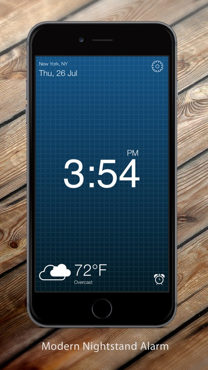 ClockIT-Alarm & Weather Clock screenshot-0