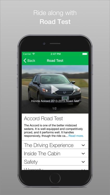 Car Buying Guide & Ratings screenshot-3