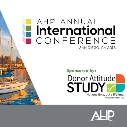 AHP Annual International icon