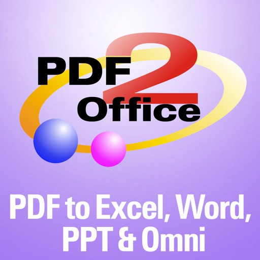 PDF2Office OCR for Office 365