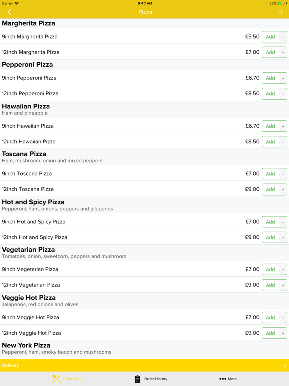 Legend Kebab House App Price Drops