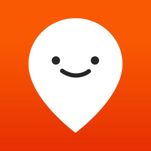 Moovit: Public Transit App application logo