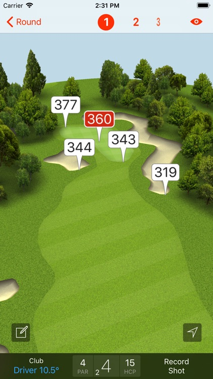 Fun Golf GPS screenshot-0