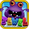 Jewel Monster Gem Match Top City Saga Game Free 3D