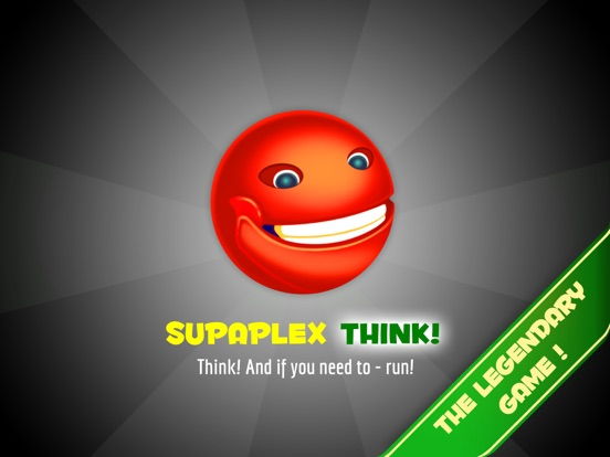 Supaplex THINK! на iPad