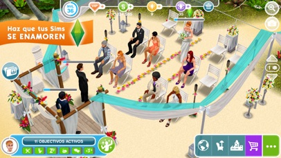 download Los Sims™  FreePlay apps 2