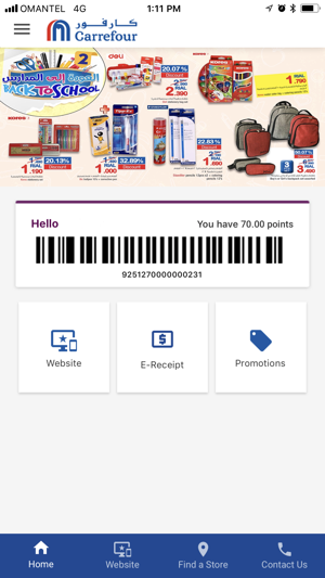 Carrefour Oman On The App Store