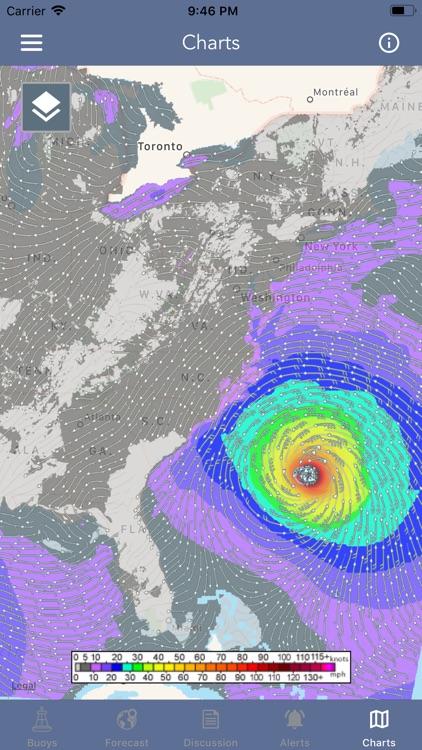 Marine Weather Forecast Pro screenshot-9
