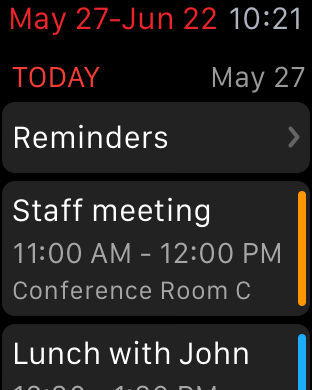 Screenshot #6 for Fantastical 2 for iPhone