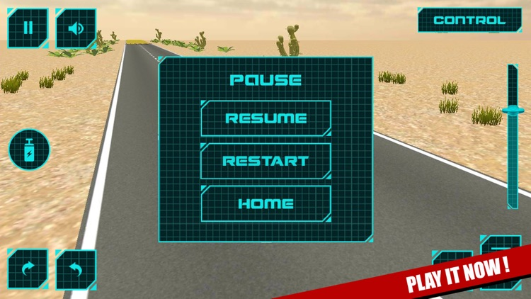 Speed Bump Crash Driver Engine screenshot-3