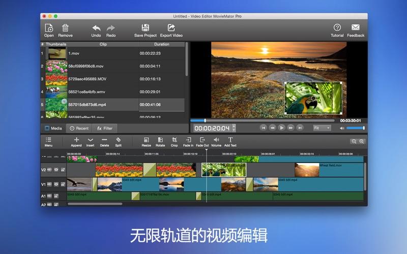 剪大师-专业视频剪辑软件