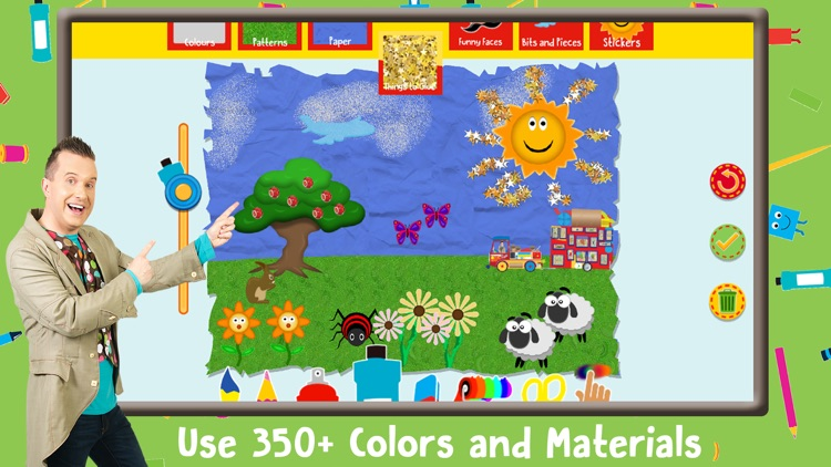 Mister Maker: Let's Make It! screenshot-0