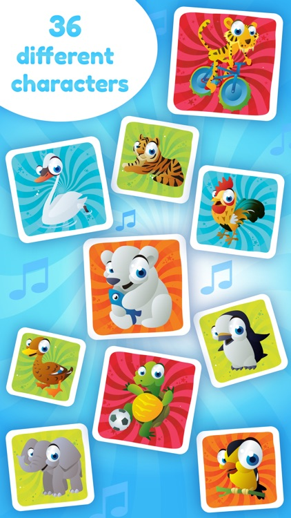 Baby Sounds Game (No Ads) screenshot-4