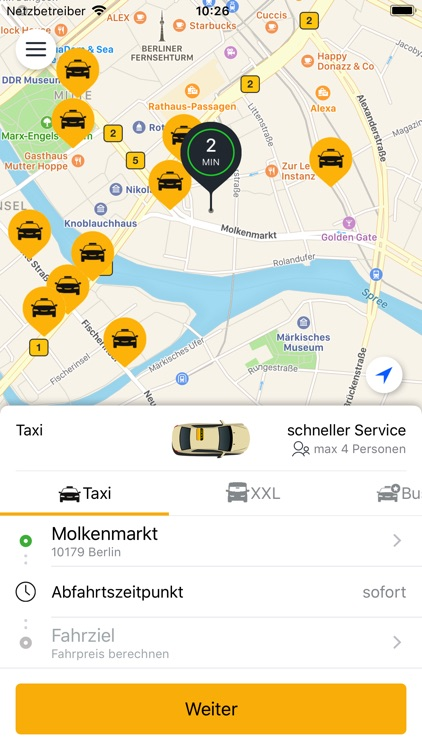 Taxi Berlin screenshot-0