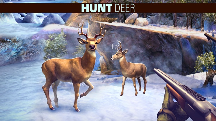Deer Hunter 2017 screenshot-0
