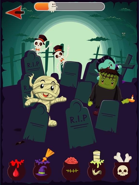Смешные привидения! Хеллоуин! на iPad