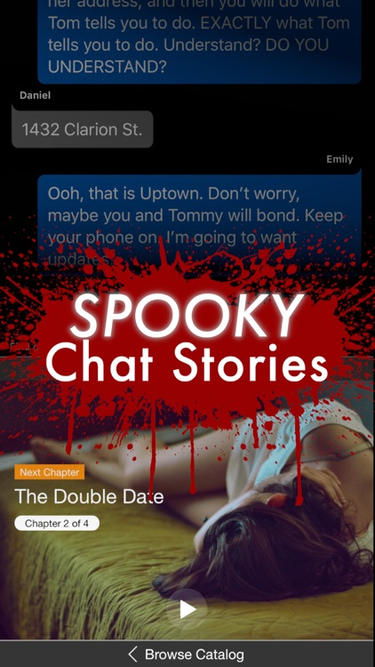 Spooky - Scary Text Stories