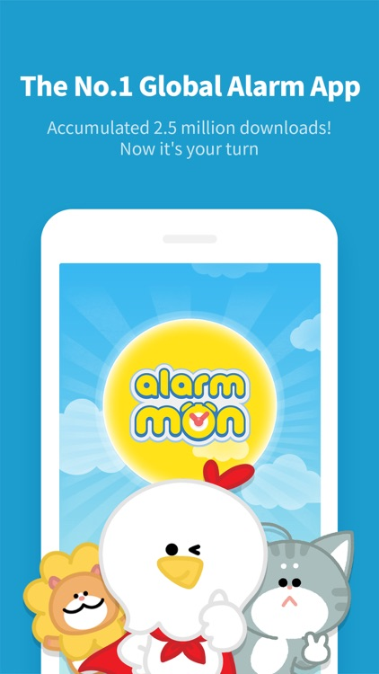 AlarmMon ( alarm clock ) screenshot-2