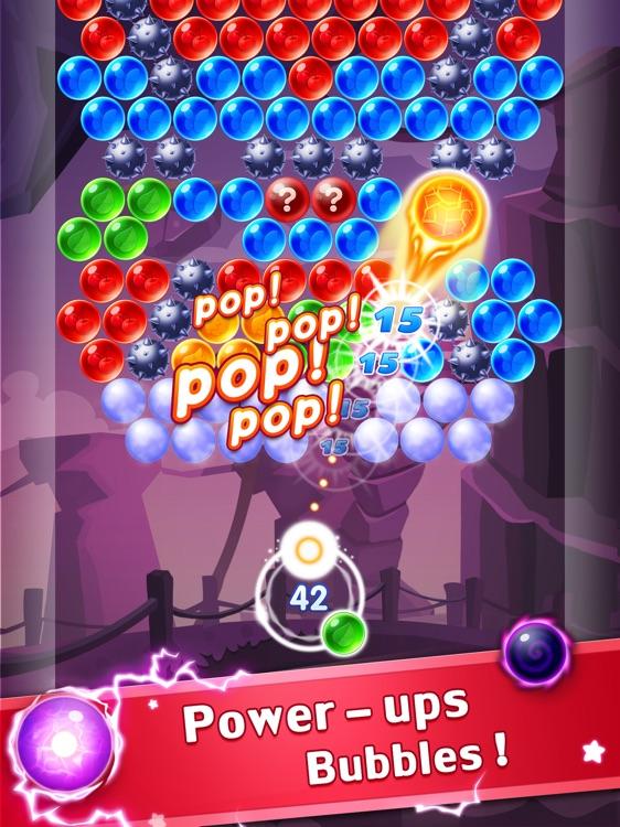 Bubble Shooter Genies HD