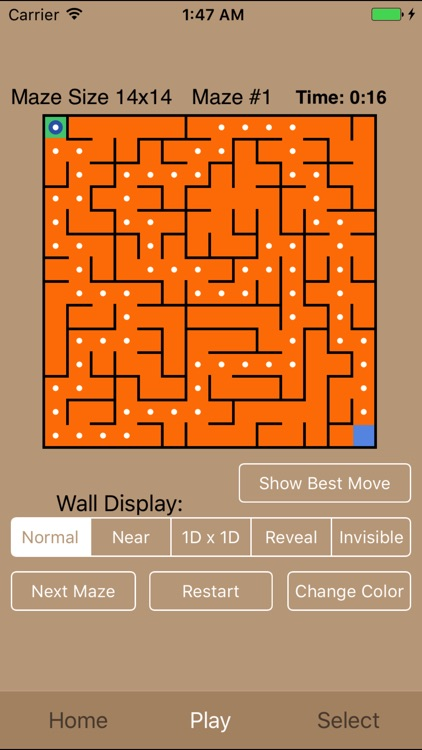 Maze Square (Lite)