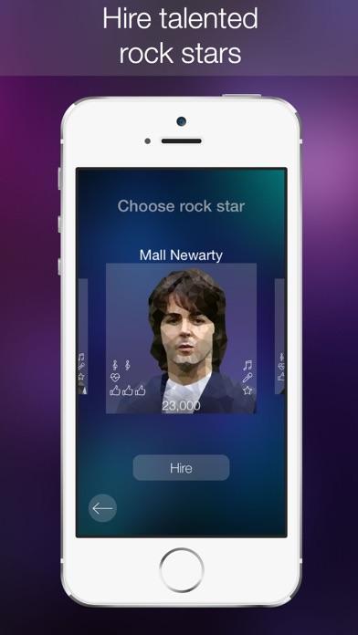 Rock Star Manager Screenshots