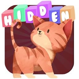 Hidden Game for kids - Animals