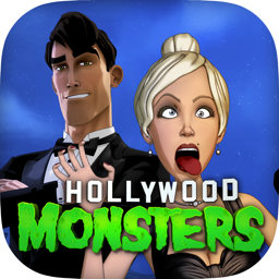 Ícone do app Hollywood Monsters
