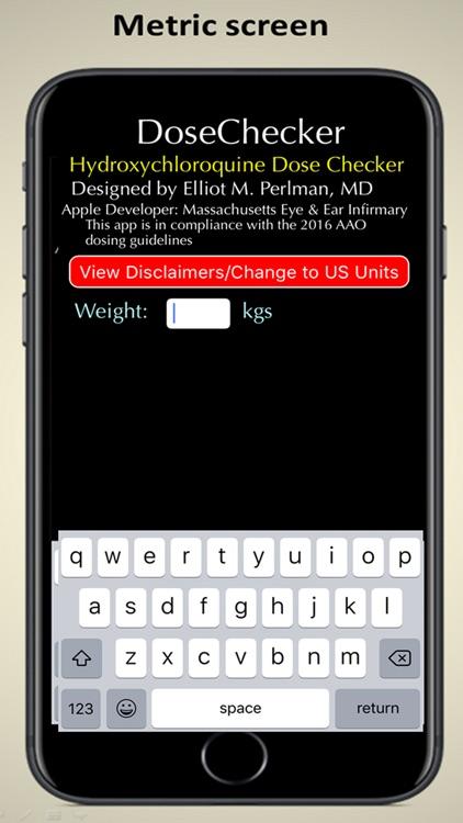DoseChecker screenshot-4