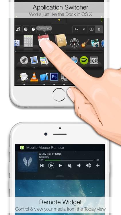 Mobile Mouse Remote