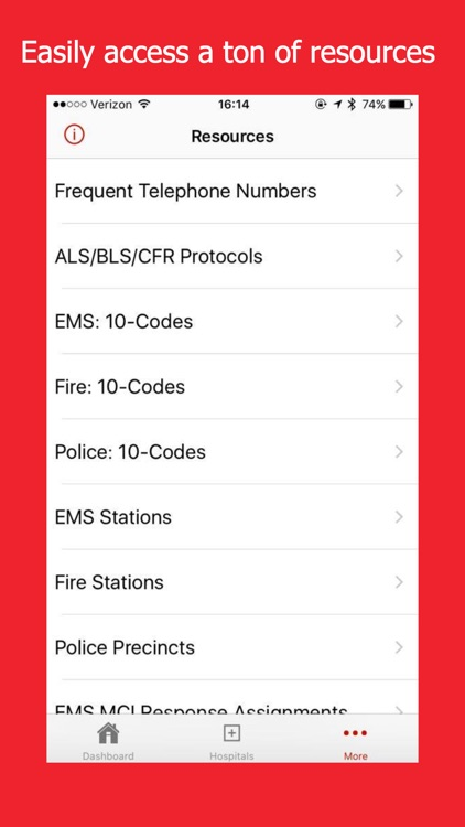 Mobile MDT - NYFD screenshot-4