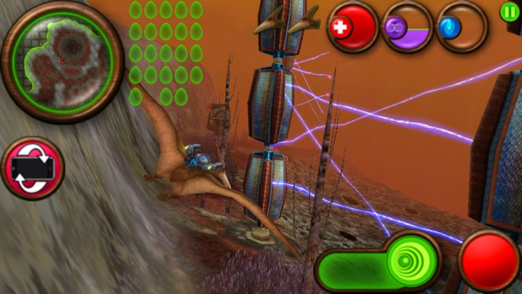 Nanosaur 2 screenshot-4
