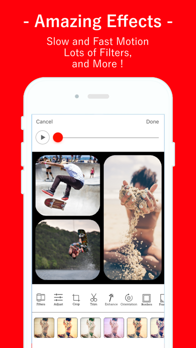 Collage Photo & Video Maker