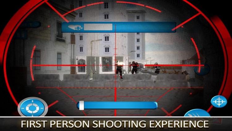 Professional Commando Sniper S