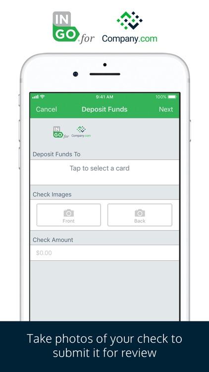 Company com Rapid Check Cash by Ingo Money, Inc