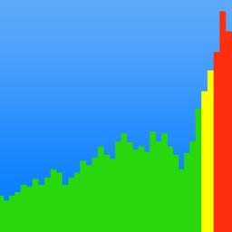 Ícone do app dB meter - medição de ruído