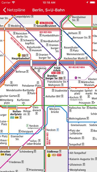 VBB Bus & Bahn for Windows