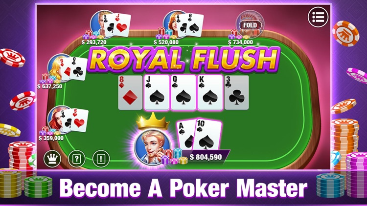 HD Texas Holdem Poker Offline