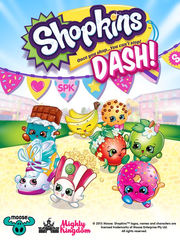 Shopkins Dash! screenshot 6