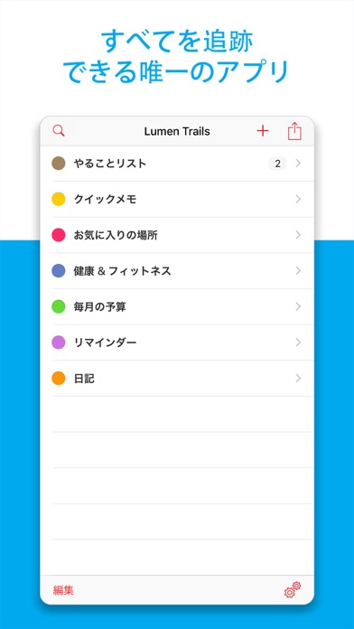 デイリーオーガナイザー+ デイプランナー ScreenShot0