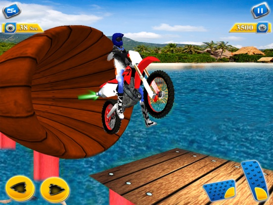 Bike Stunt Amazing Rider screenshot 7