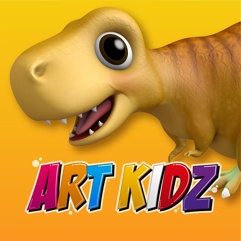 ArtKidz: Dino Gang hack